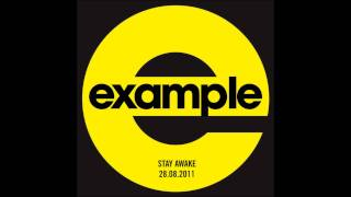 Example - 'Stay Awake' (Audio Only)