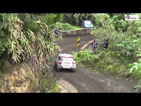 Henrique Moniz  Jorge Diniz - SATA Rallye Açores