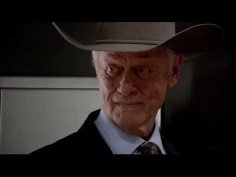 DALLAS - FINAL SCENES FILMED WITH LARRY HAGMAN