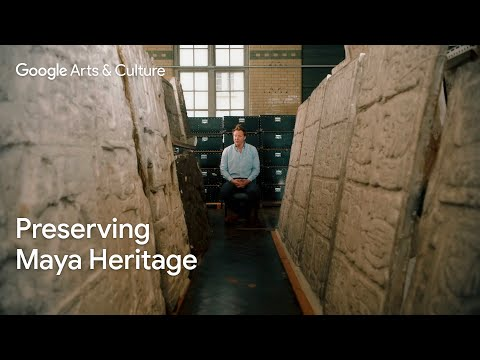 Preserving #MayaHeritage with the British Museum on #GoogleArts
