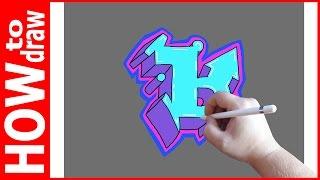 Как нарисовать граффити буквы, Ъ № 1(INSTAGRAM: https://www.instagram.com/dmitrysyrman/ Я в ВКОНТАКТЕ: http://vk.com/syrman_d Группа в ВКОНТАКТЕ: http://vk.com/public59608073 I'm on ..., 2016-09-28T02:44:24.000Z)