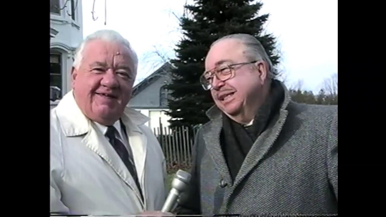 WGOH - Bishop Stanislaus Brzana  12-2-93