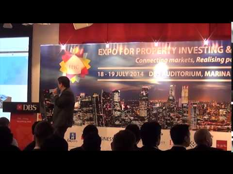 Singapore expo 2014 - Dr Jeffrey Chi
