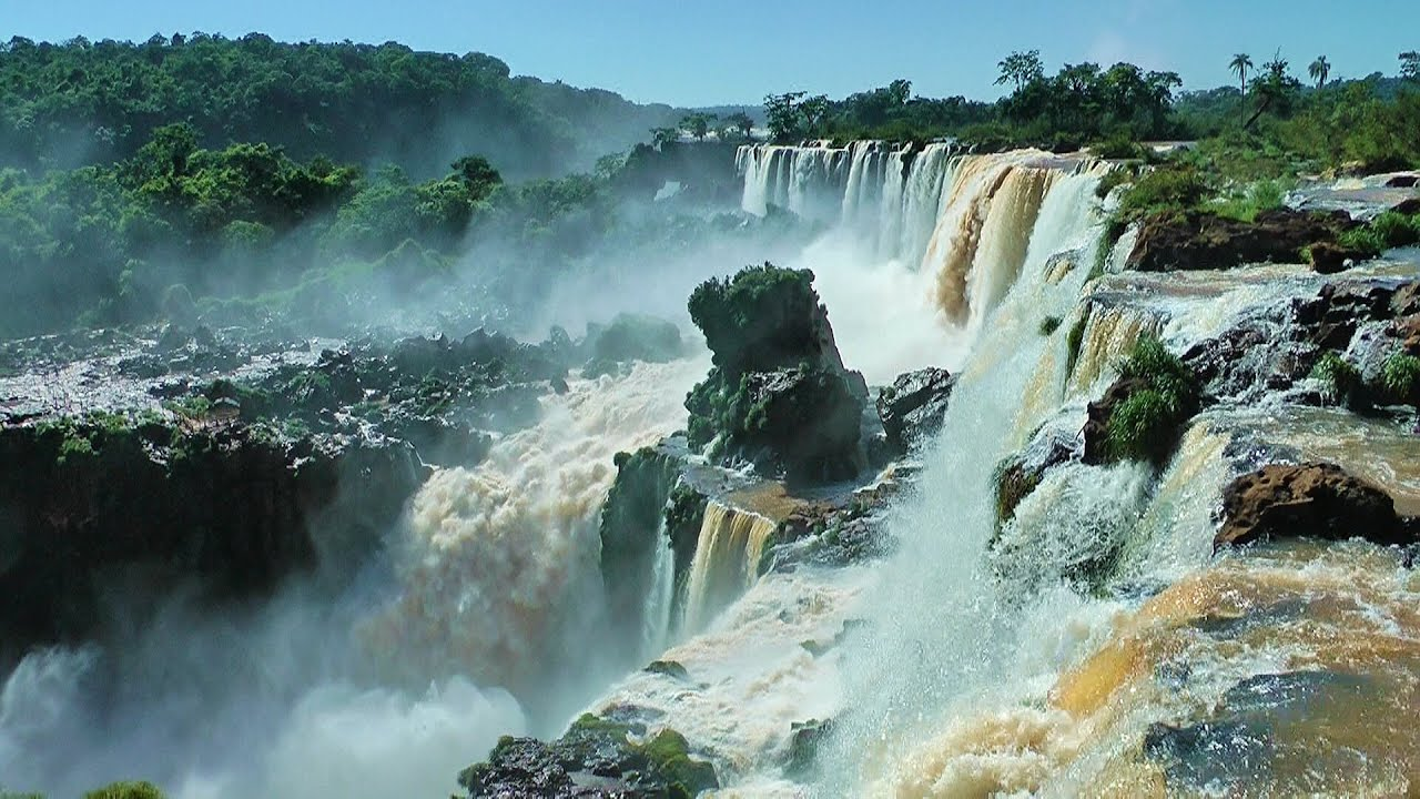 Most Beautiful Waterfalls In The World 36964 Homeup