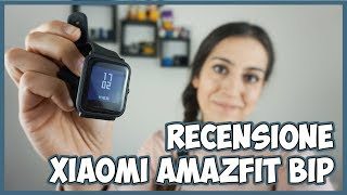 Recensione Xiaomi Amazfit Bip: a metà fra activity tracker e smartwatch