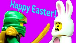 LEGO Ninjago - Easter Bunny Surprise LEGO Green Ninja Holiday Special