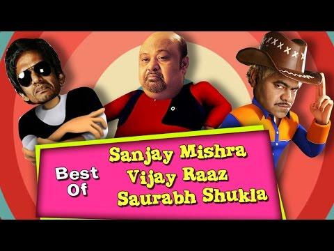 Best of Sanjay Mishra, Vijay Raaz, Saurabh Shukla Comedy Scenes | Journey Bombay To Goa, Hari Puttar