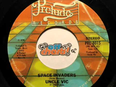 Uncle Vic - Space Invaders ■ 45 RPM 1980 ■ OffTheCharts365