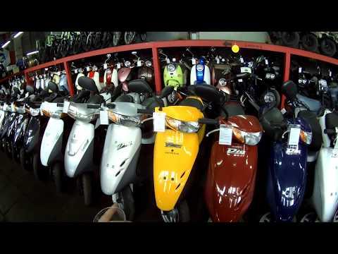 Как выбрать скутер до 50 кубов