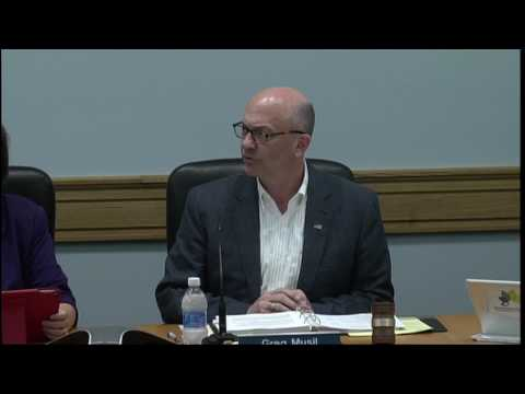 JCCC Board of Trustees Meeting for June 15, 2017