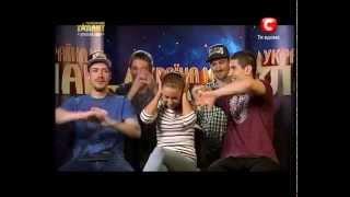 Украина мае талант 4! - Полуфинал 5 - Коллектив