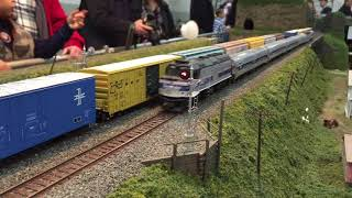 Model Trains REAL Sounds!!