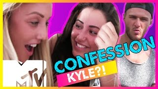 Geordie Shore Season 11 Ep 4 Confession Cam |  KYLE?! | MTV