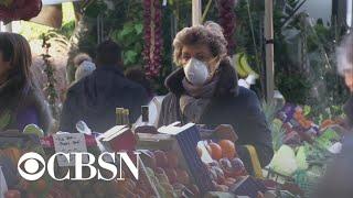 Italy hit hard by coronavirus outbreak