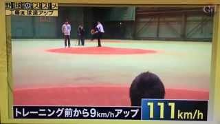 工藤公康の球速アップ方法パート4 thumbnail