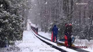 Herb Stevens WV Ski Report, Tuesday, February 3rd