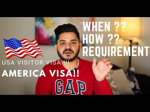 [Punjabi] !! USA VISITOR VISA !! International Students In Canada !!!