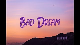 Lxnely Feat Judi3x Bad Dream Lyrics Video