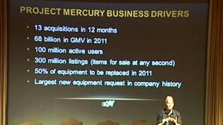 Project Mercury: Real World Lessons Learned