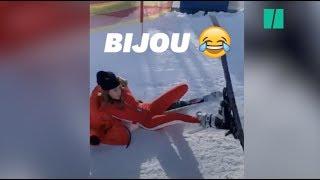 Baixar Nabilla Benattia et Thomas Vergara au ski valent le détour
