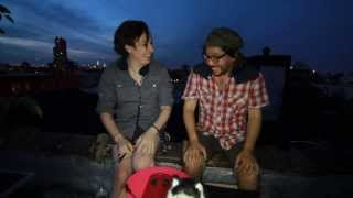 ROOFTOP ICKS ep.13, Asia Argento