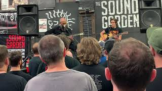 Baroness   Cold Blooded Angels   Baltimore   The Soundgarden   June 9 2019