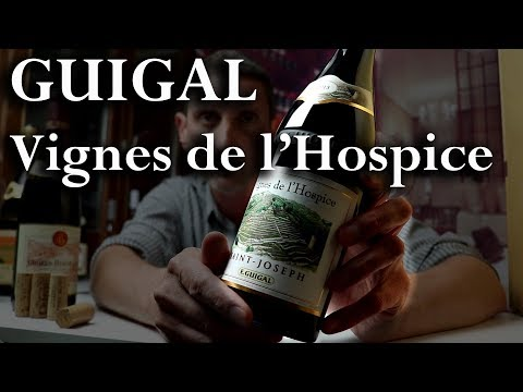 Guigal Vignes de l'Hospice - click image for video