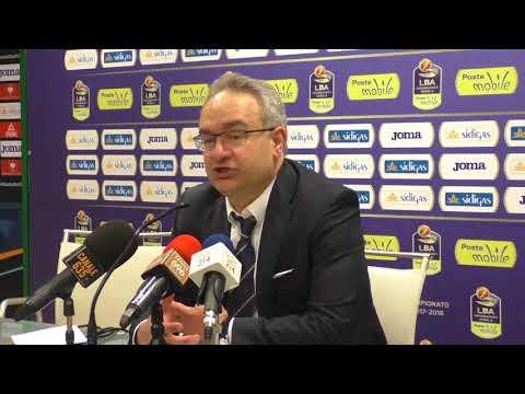 Scandone Avellino - Reyer Venezia, l'analisi di coach Stefano Sacripanti