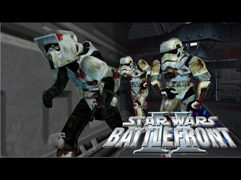 Star Wars Battlefront II Mod - Death Troopers: Zombie Infection - Halloween 2018 Special!!