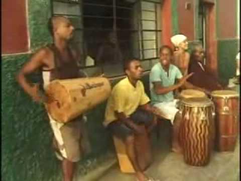 Peru afro dance of Chincha