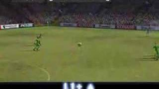 Pro Evolution Soccer 2008 - Tricks & Tips - Badrasta