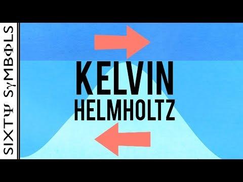 Kelvin-Helmholtz Instability - Sixty Symbols
