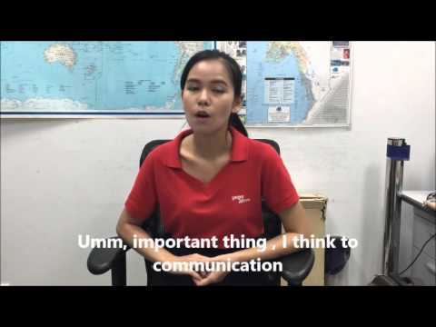 ENL3812 : JOB INTERVIEW : RESERVATION AND TICKETING (AIRLINE)