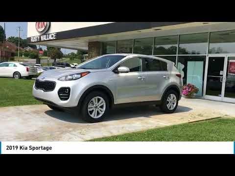 2019 Kia Sportage New Rusty Wallace Auto Morristown, TN 423 586 1441 Live  K5476