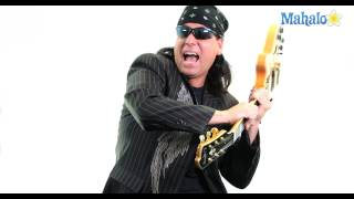 """How to Play """"Ain't Talkin' 'Bout Love"""" by Van Halen on Guitar"""