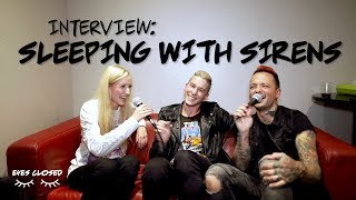 Interview With Sleeping With Sirens - New Album, Growth & Freddie Mercury Poisoning