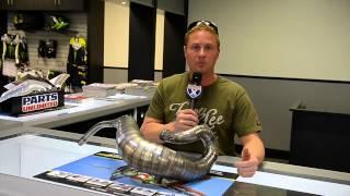 David Pingree takes you on a tour through Pro Circuit headquarters ...