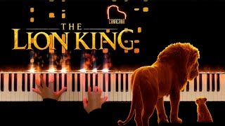 The Lion King - Circle Of Life - piano cover - CANACANA