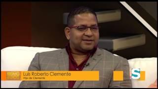 Entrevista Vera Zabala y Luis Roberto Clemente (Como coco: Especial Roberto Clemente 1/4)