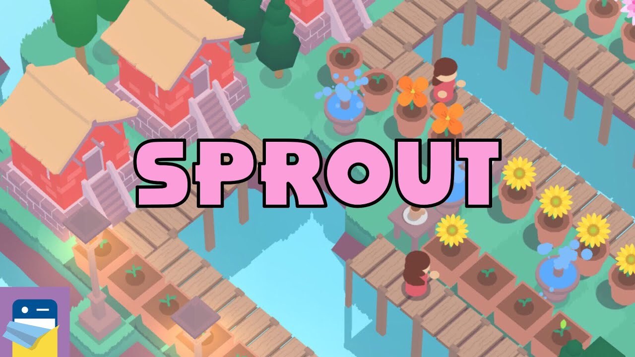 Sprout Idle Garden Ios Android Gameplay Walkthrough Part 1