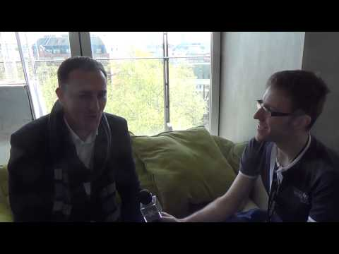 Interview with Sergej Ćetković at the London Eurovision Party
