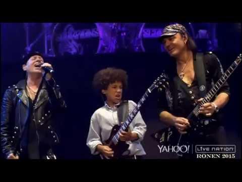 Scorpions Live at Barclays Center NY 2015 HD
