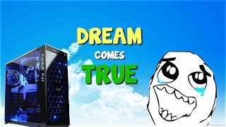 THAT MOMENT!! When you Buy a Gaming PC!! - Dream Comes True.....