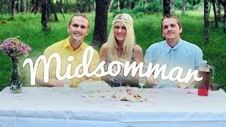 Hur man gör en midsommartårta (Swedes baking with TENS, again) thumbnail