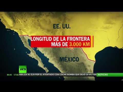 RT en Español: ¿Cómo es la frontera que separa a México de Estados Unidos?
