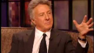 Dustin Hoffman talks about Meryl Streep
