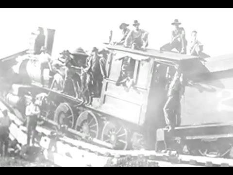The True Story of Casey Jones an Original Film by Peter Lang