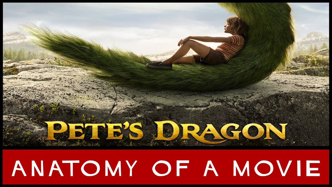 Petes Dragon Review Anatomy Of A Movie Youtube