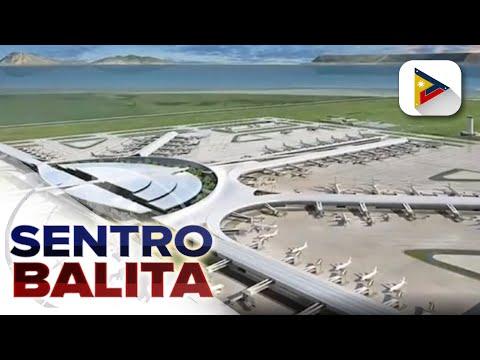 Konstruksyon ng New Manila Int'l Airport sa Bulacan, sisimulan na ngayong taon