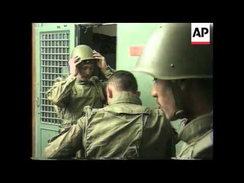 Tajikistan - Russian Army Fortifies Border Posts